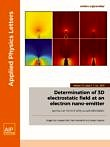 "Towards entry ""3D electrostatic field measured at an electron nano-emitter"""